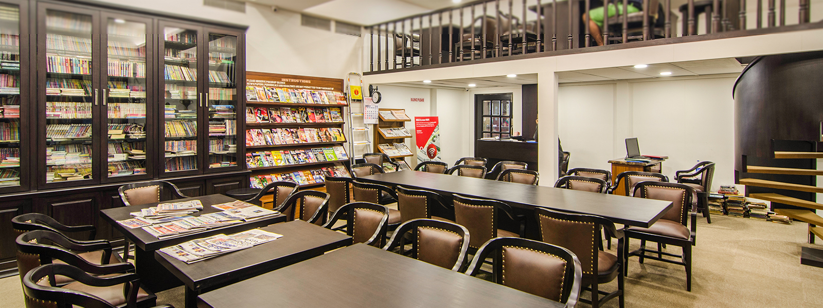 Library The National Sports Club Of India